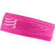 Compressport Thin On/Off Headband Fluo Pink